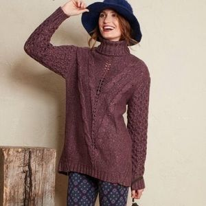Matilda Jane Dixie Turtle Neck Sweater